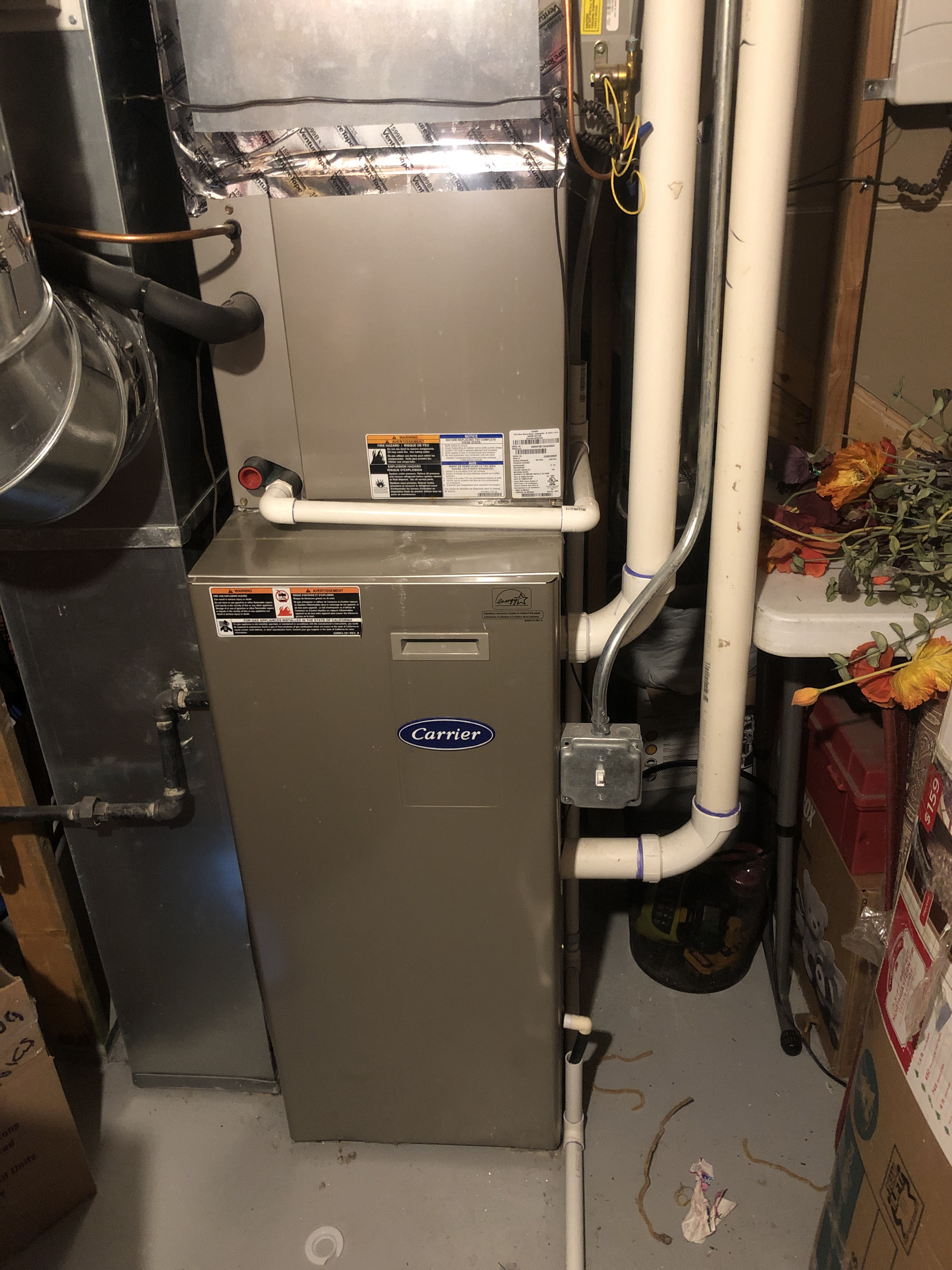 Provided club customer with annual preventative maintenance on both furnace and humidifier and took measures to ensure the equipment has a lasting life expectancy