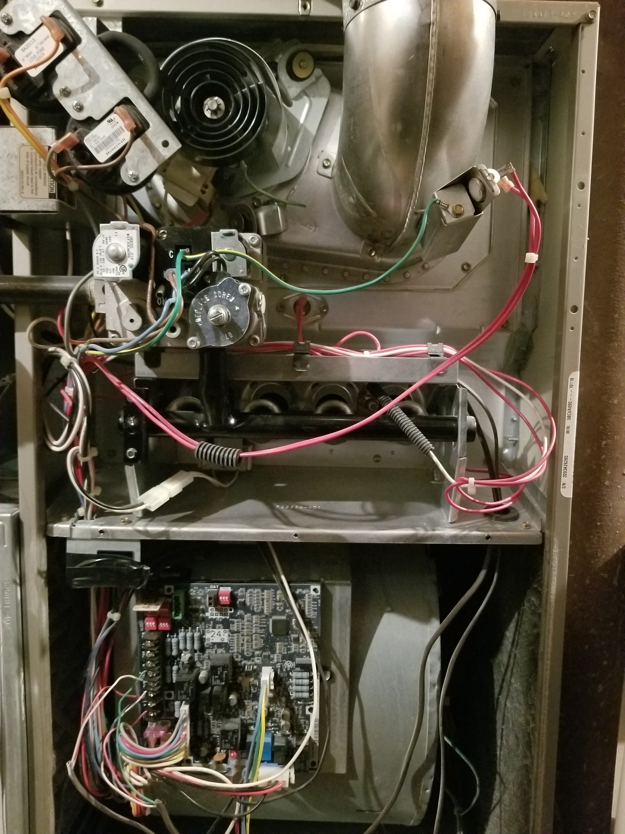 Performed annual maintenance on the Carrier furnace and made adjustments to improve the overall efficiency and life expectancy of the equipment