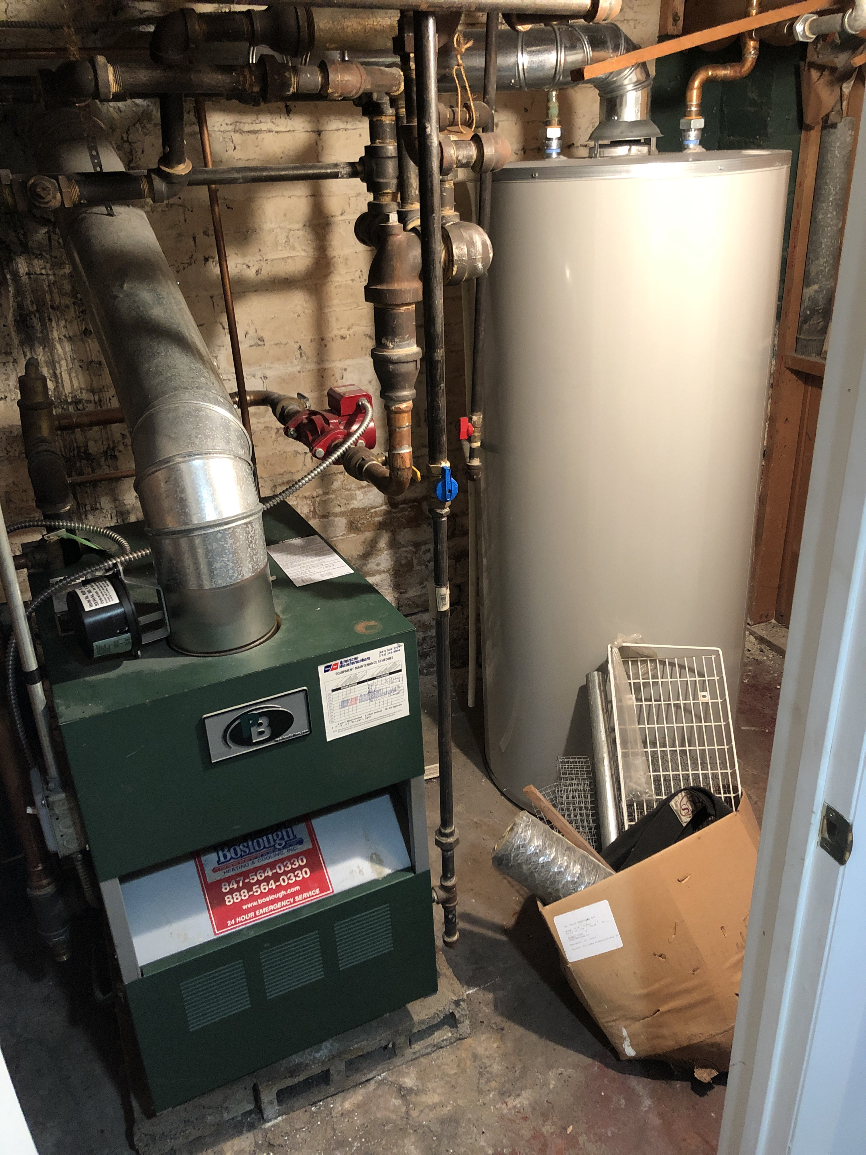 Provided club customer with annual preventative maintenance on boiler and hot water heater and took measures to ensure that the equipment has a lasting life expectancy