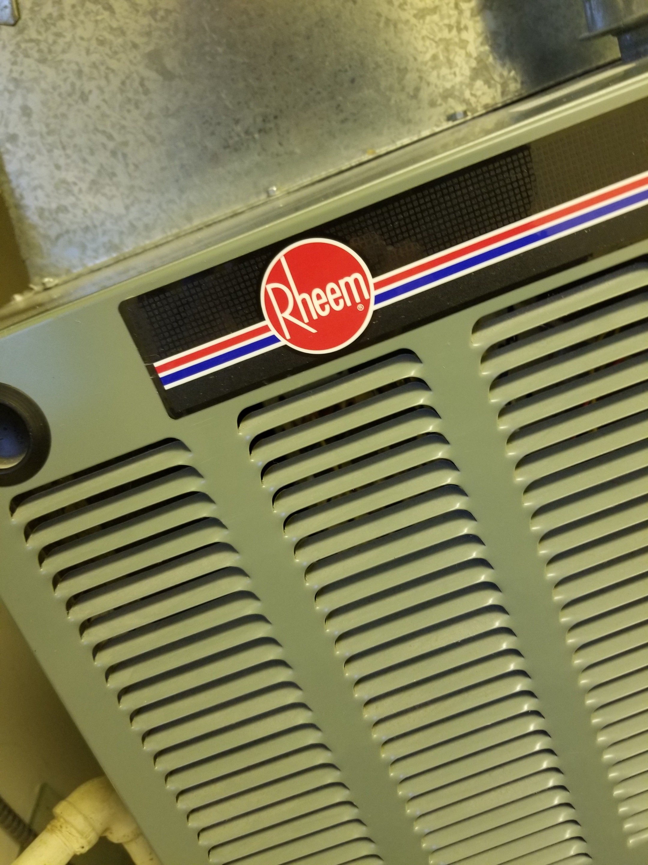Performed annual maintenance on the Rheem furnace and made adjustments to improve the overall efficiency and life expectancy of the equipment
