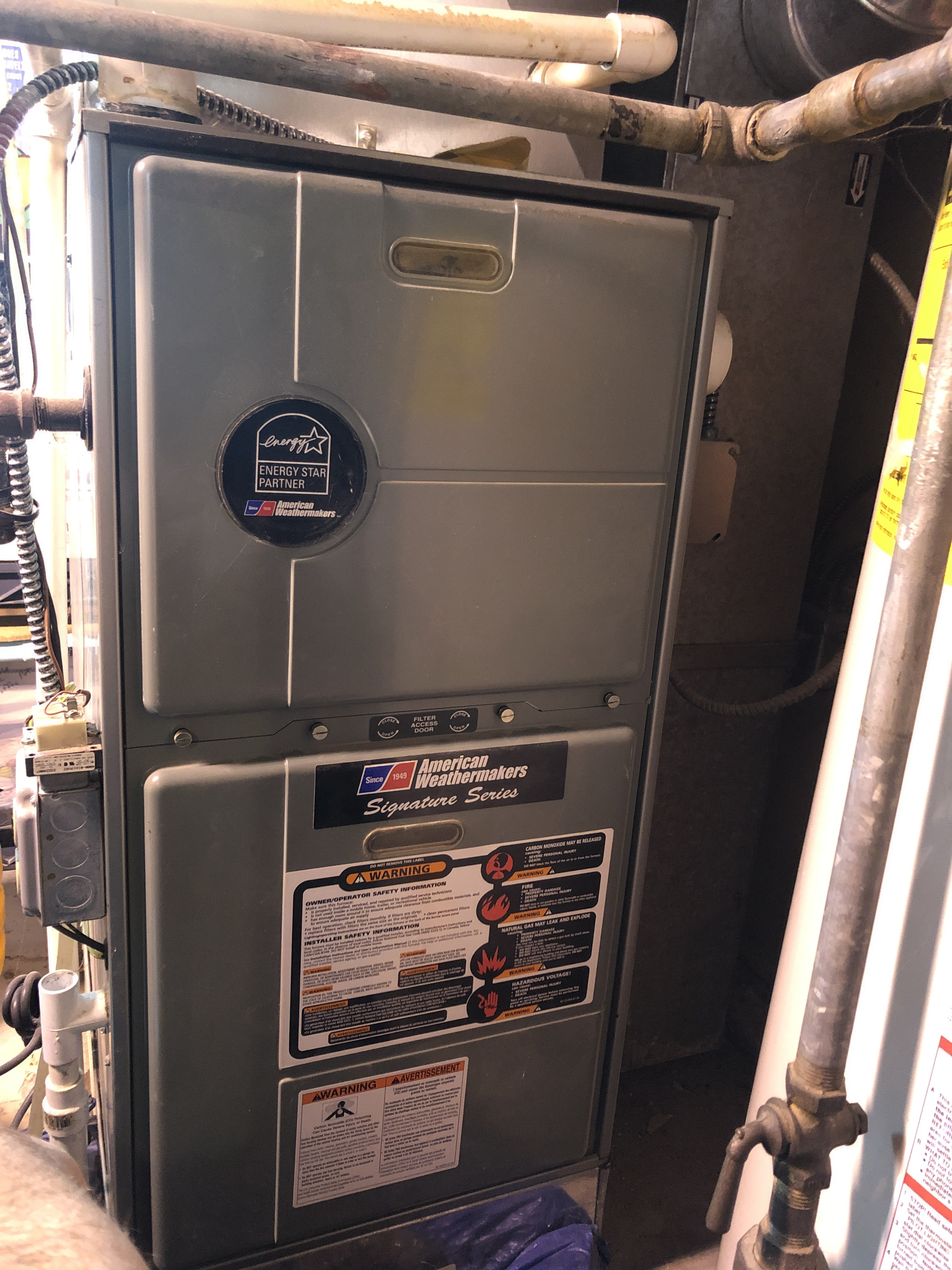Provided club customer with annual preventative maintenance on furnace and took measures to ensure the life expectancy of the equipment