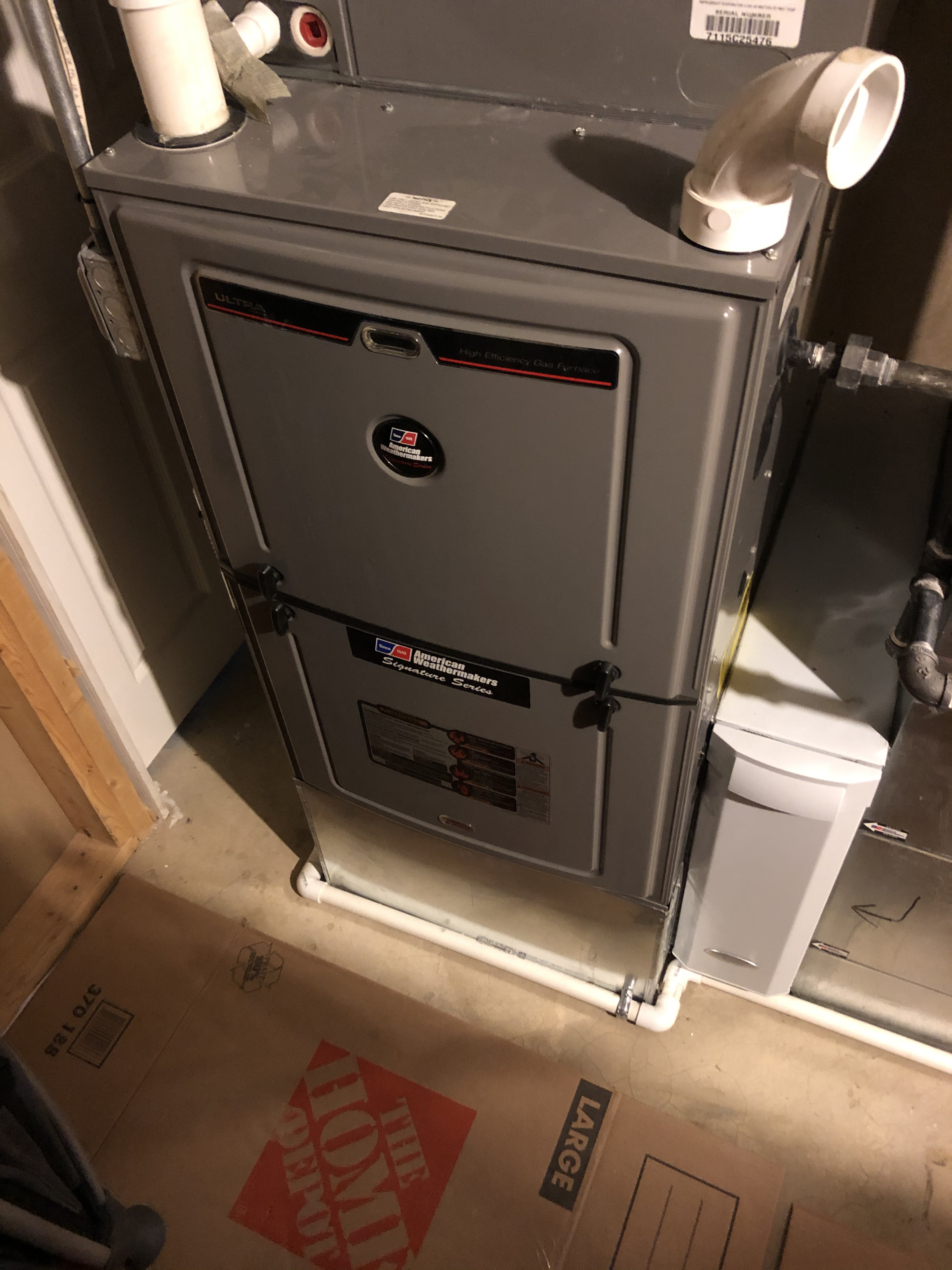 Make sure your Ruud furnace is running right this winter.
