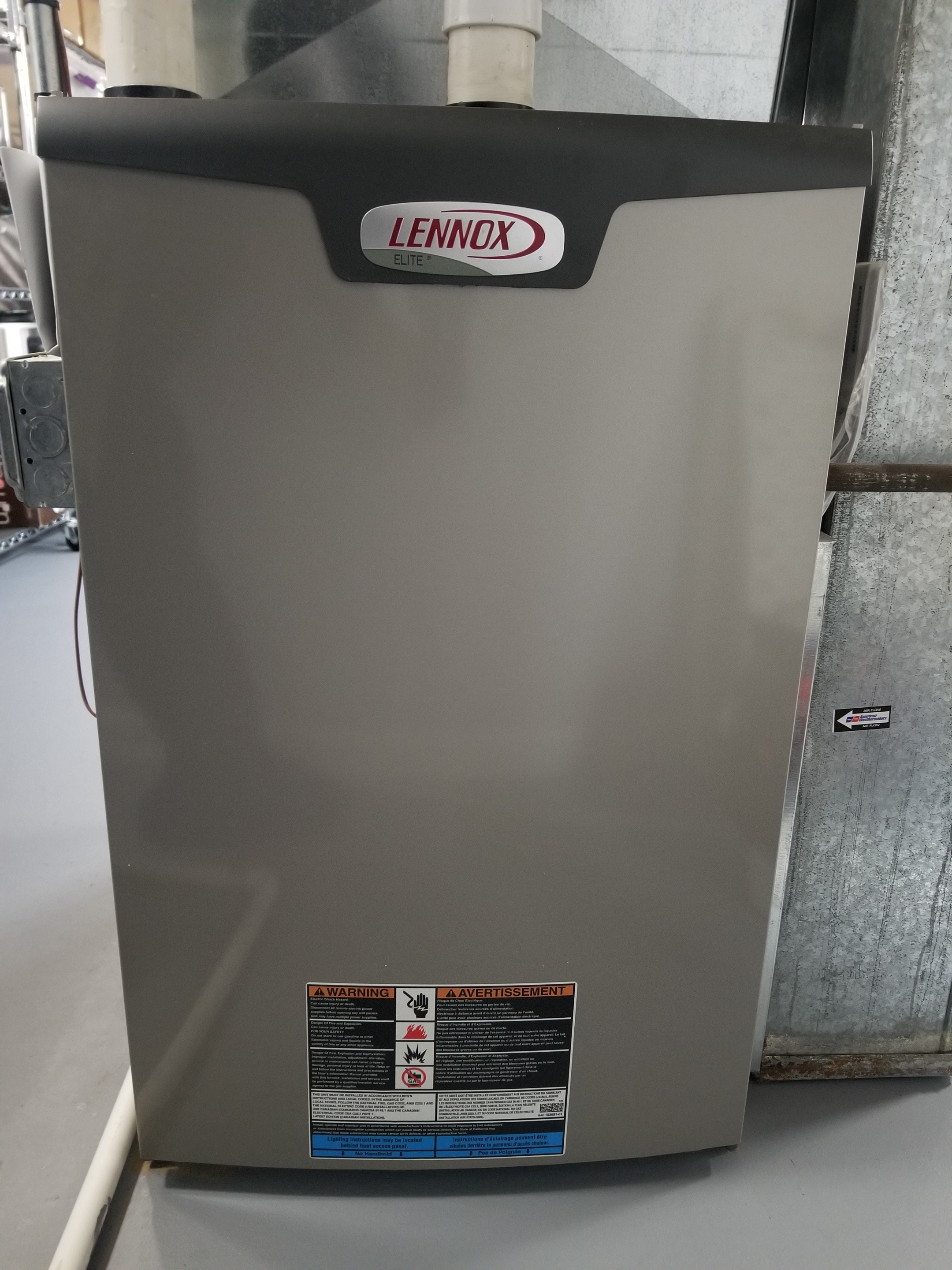 Performed annual maintenance on the Lennox furnace and Aprilaire humidifier and made adjustments to improve the overall efficiency and life expectancy of the equipment