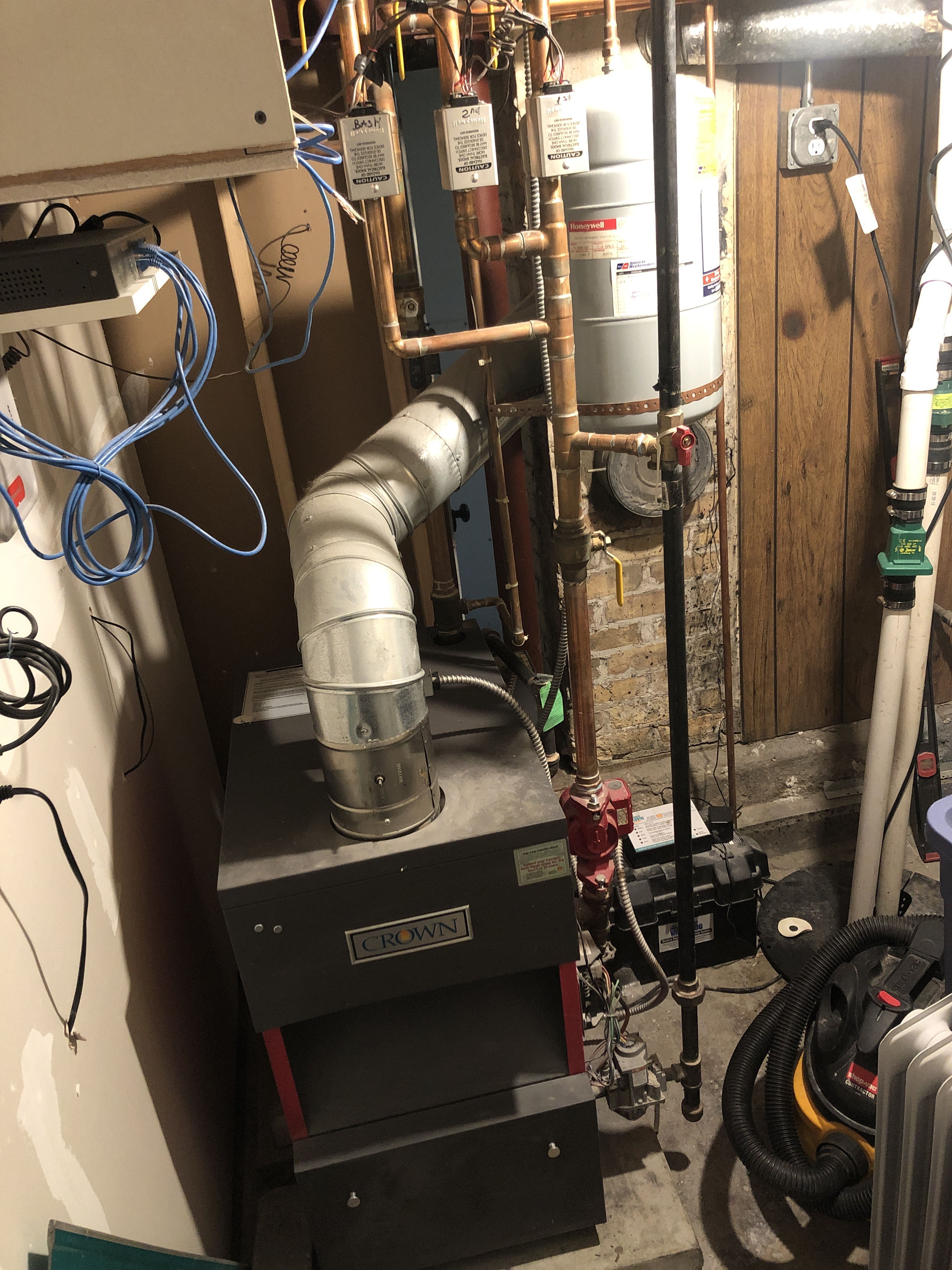 Provided club customer with annual preventative maintenance on there crown boiler and took measures to ensure the life expectancy of the equipment