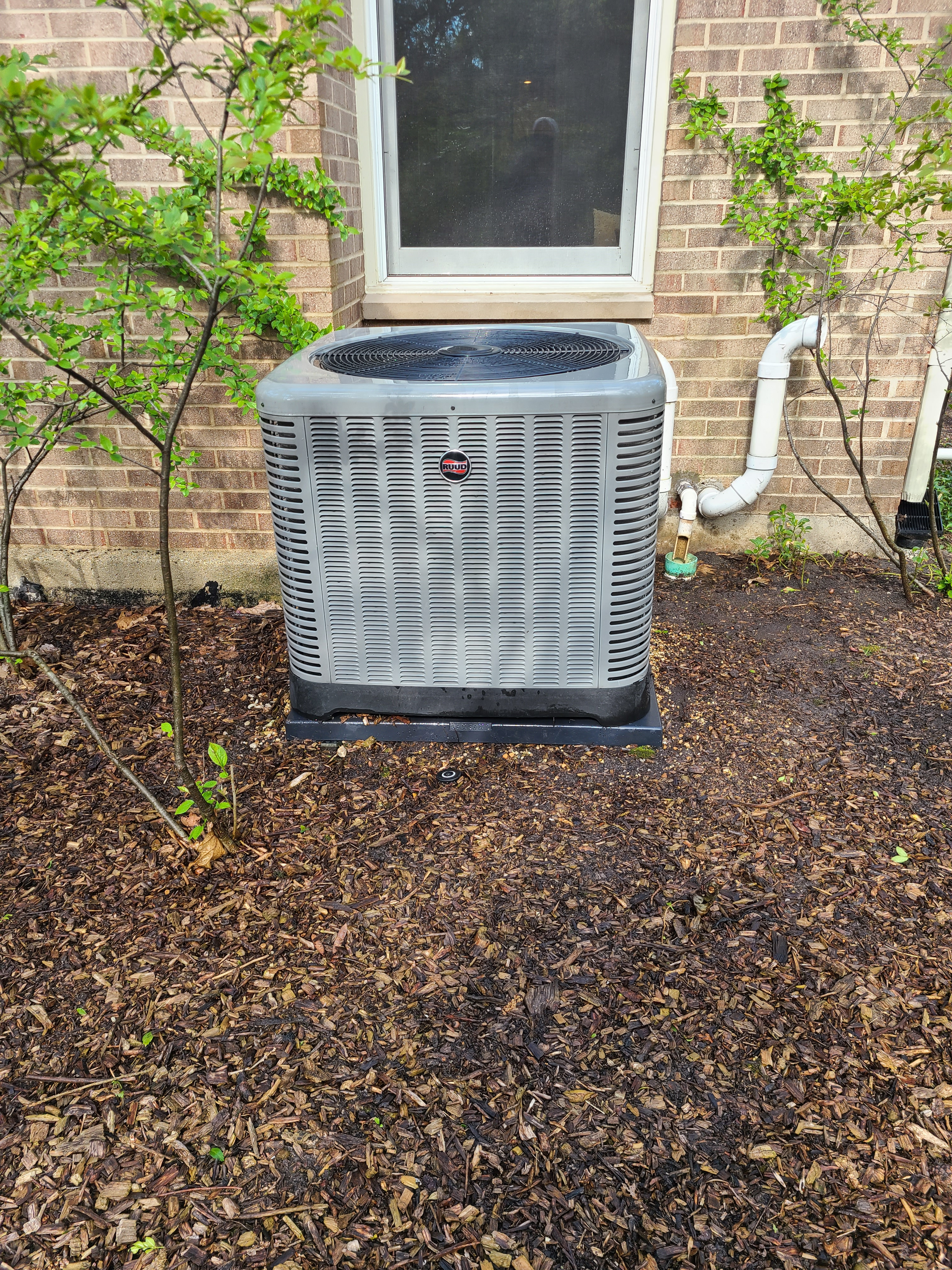 Yearly maintenance on your Ruud AC can save you money and make your system run longer.