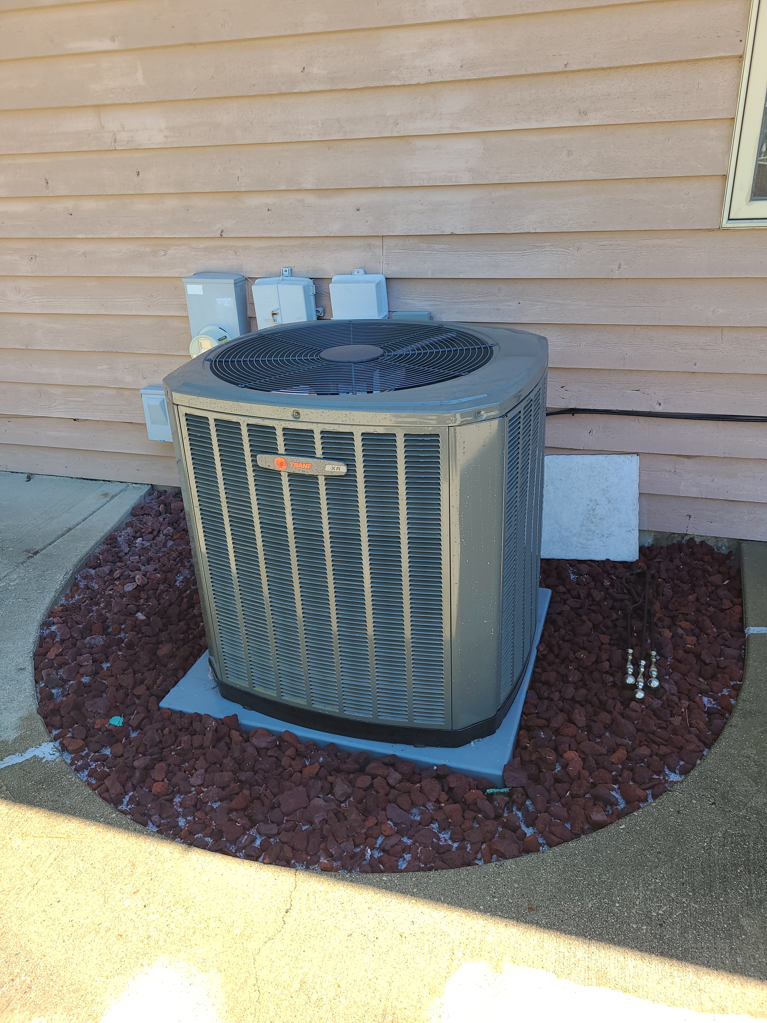 Keep your Trane running like a Trane and schedule a maintenance with American Weathermakers today.