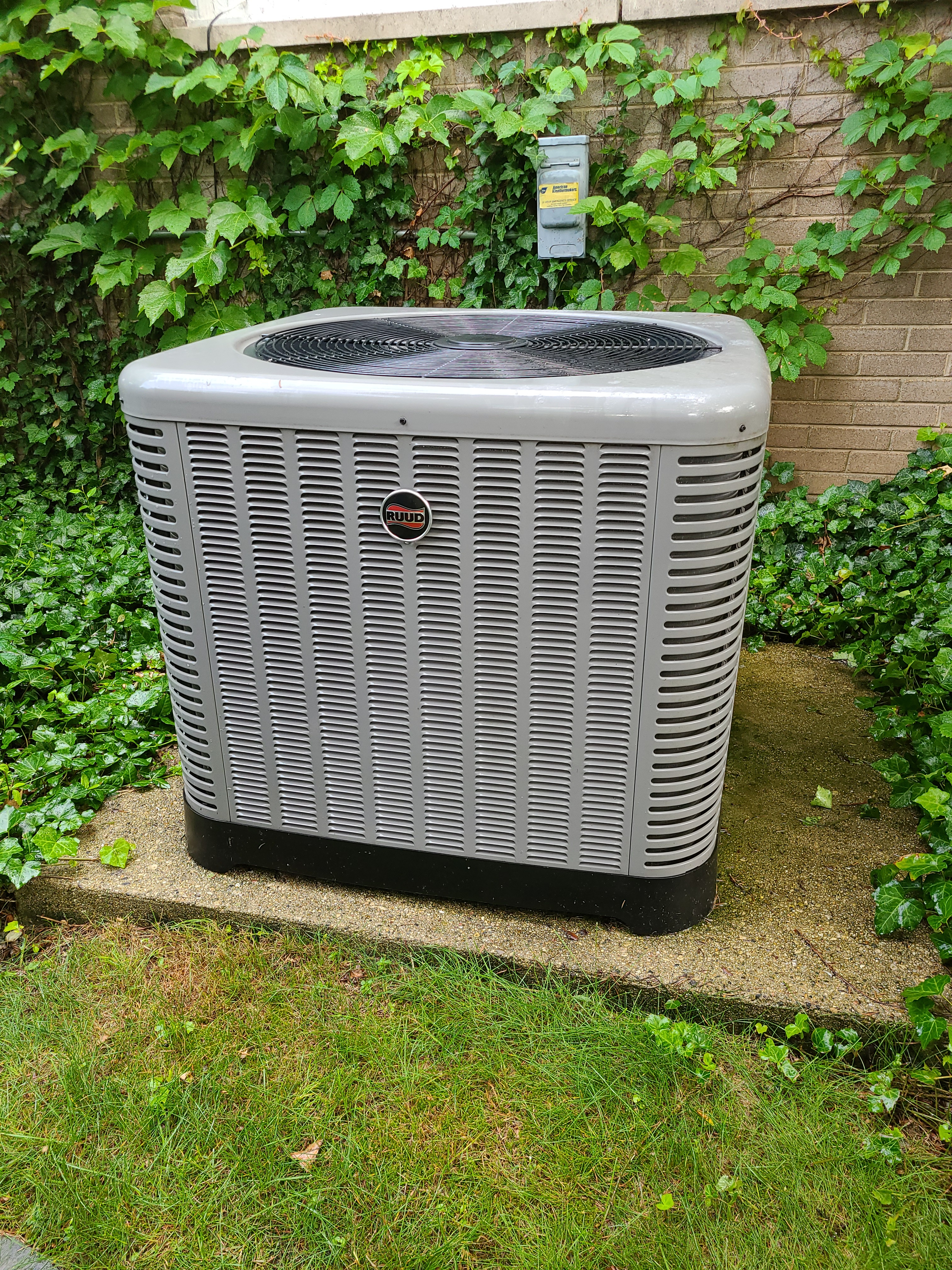 Make sure your Ruud is ready for your summer indoors and schedule a maintenance with American Weathermakers today.