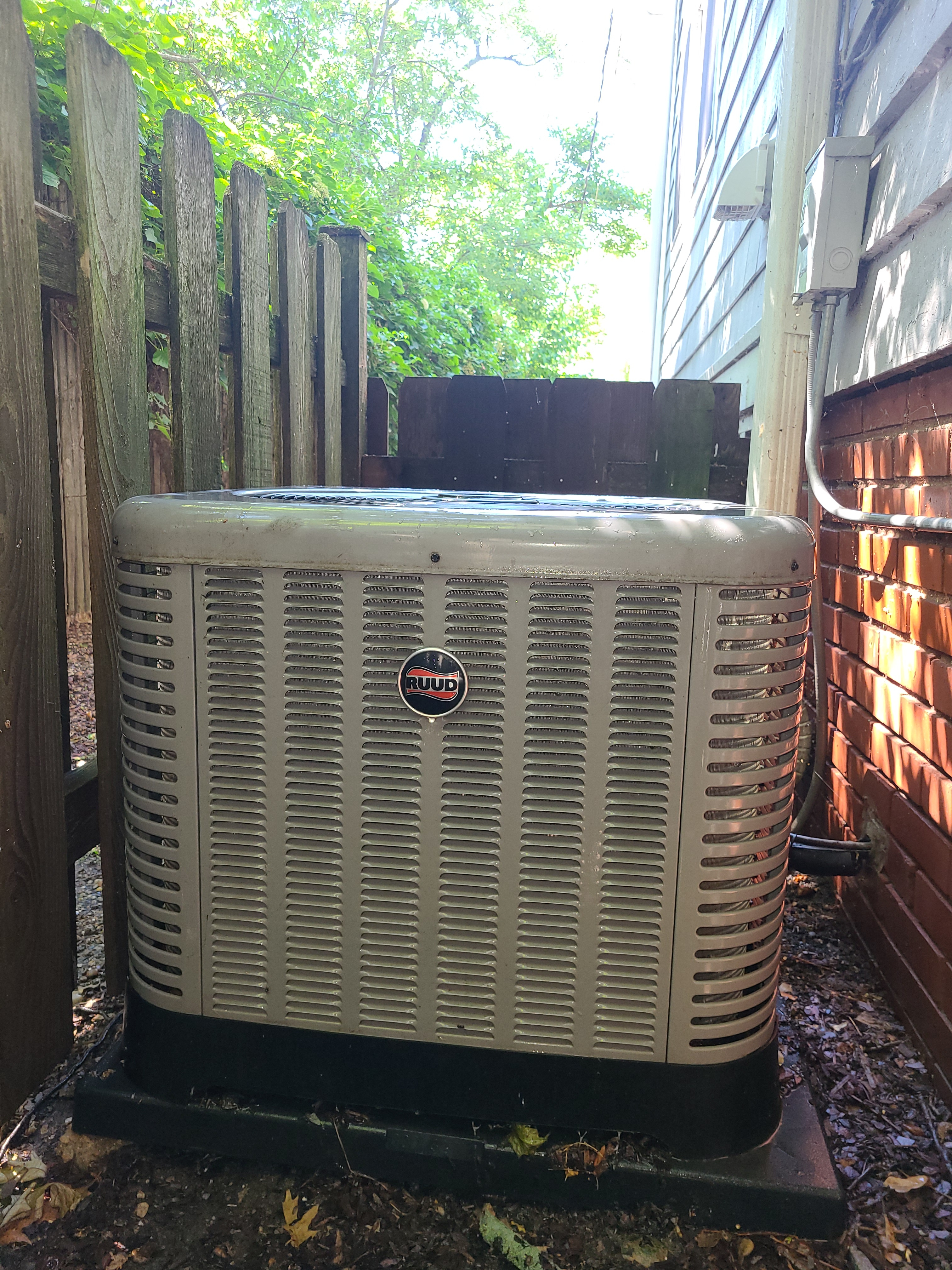 Make sure your Ruud keeps your family cool this summer and schedule a maintenance with American Weathermakers today.