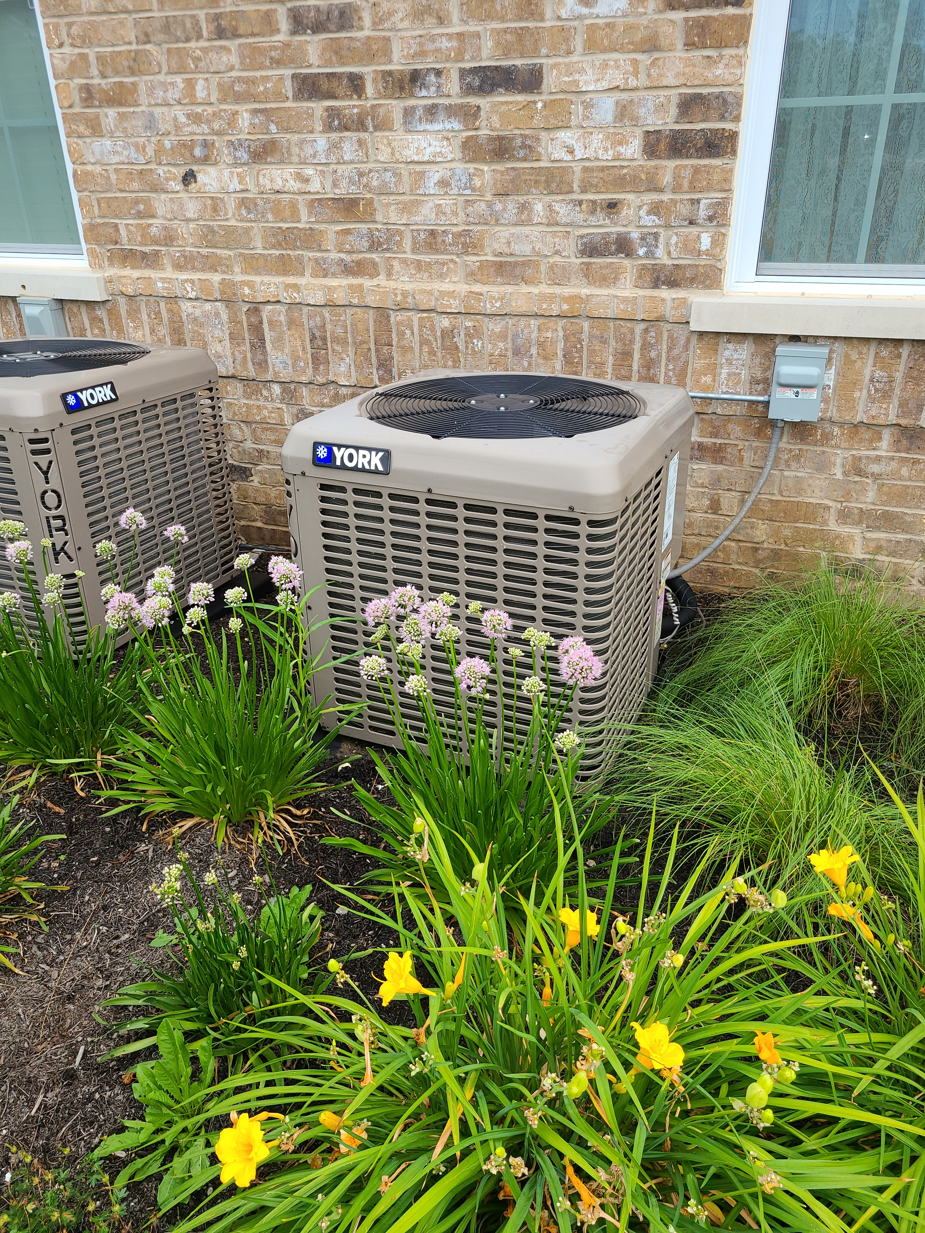 have confidence that your York will keep you cool this summer and schedule a maintenance with American Weathermakers.
