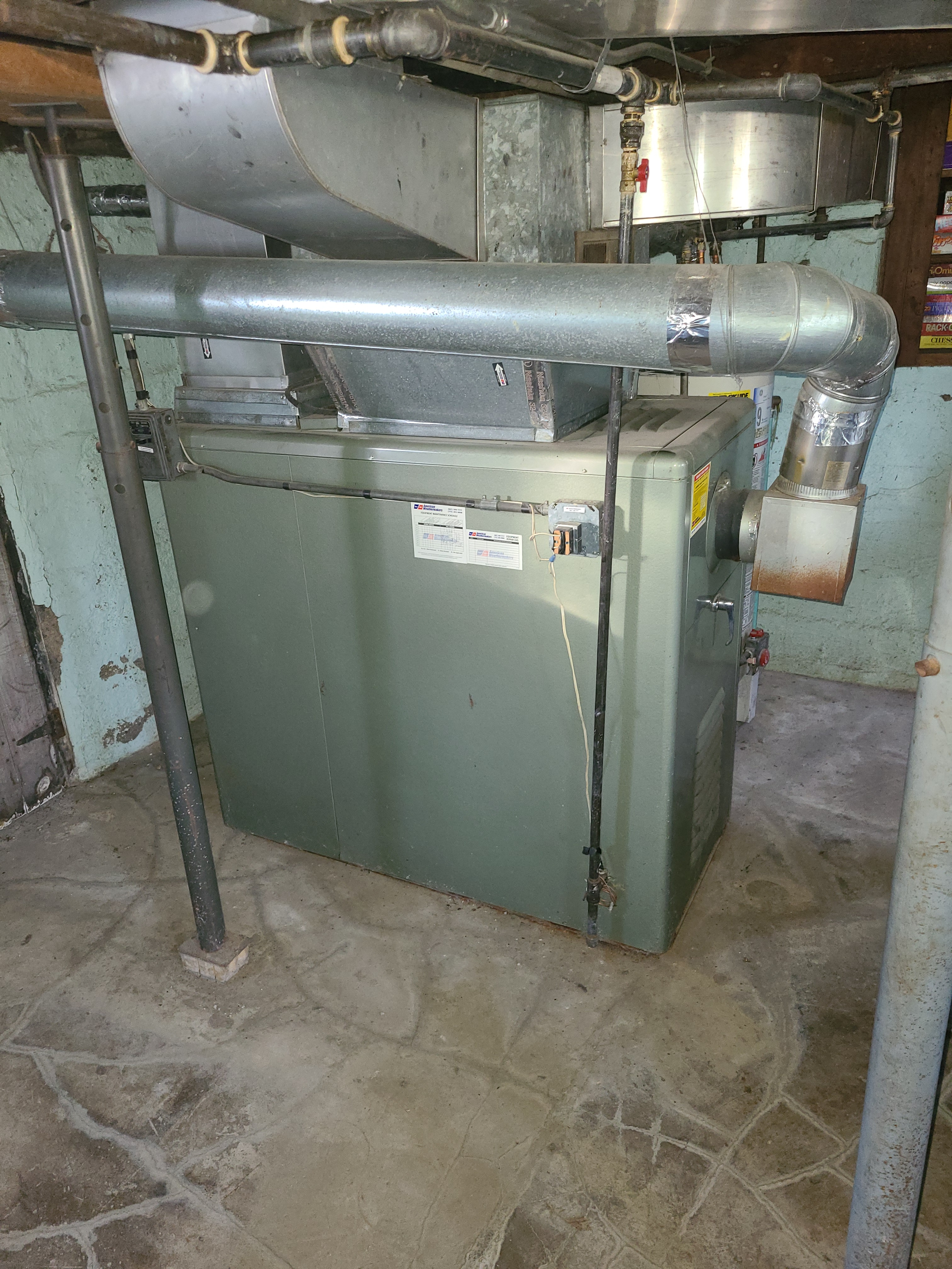 Make sure your furnace is ready for the winter.