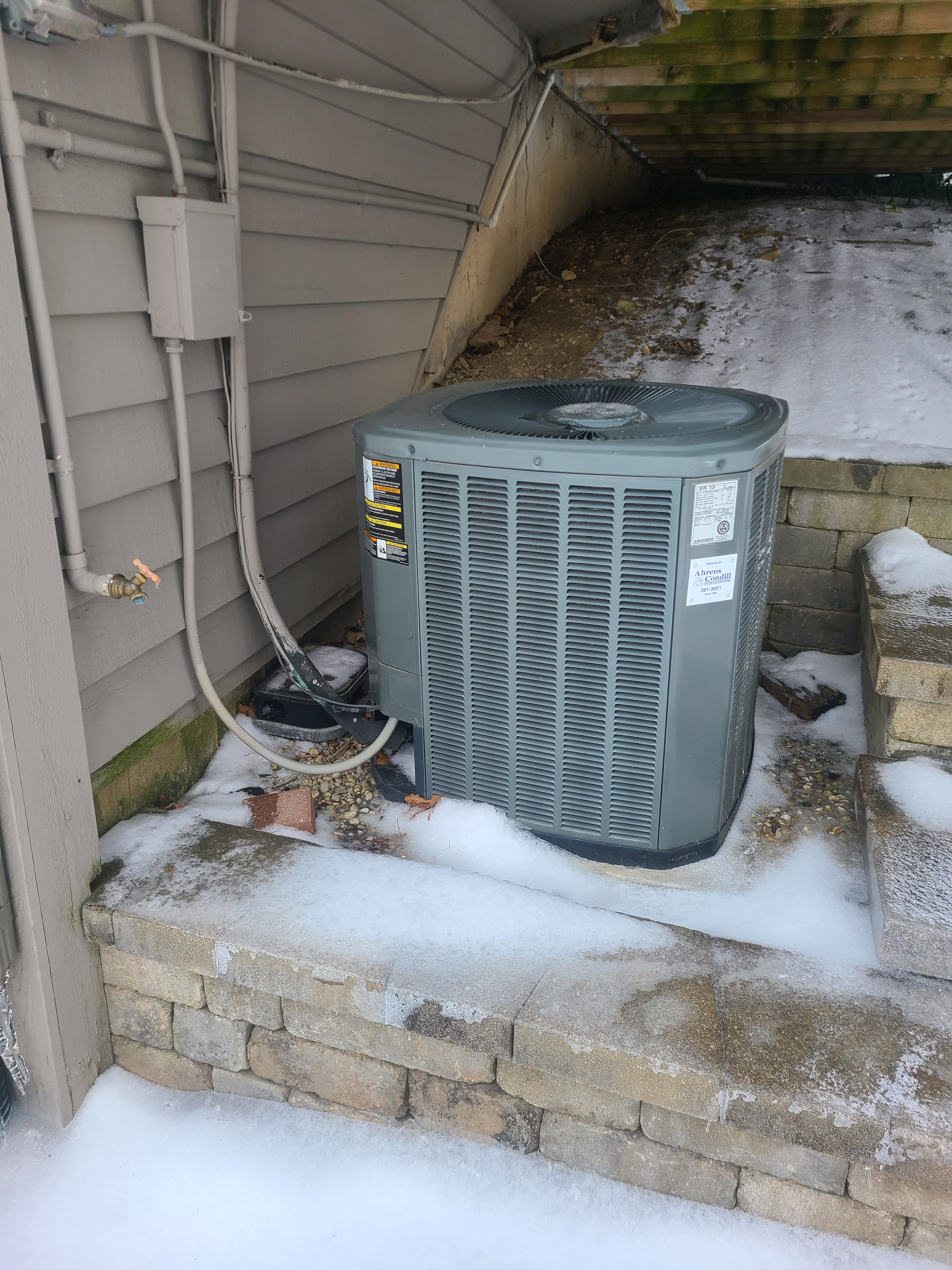 A/c replacement