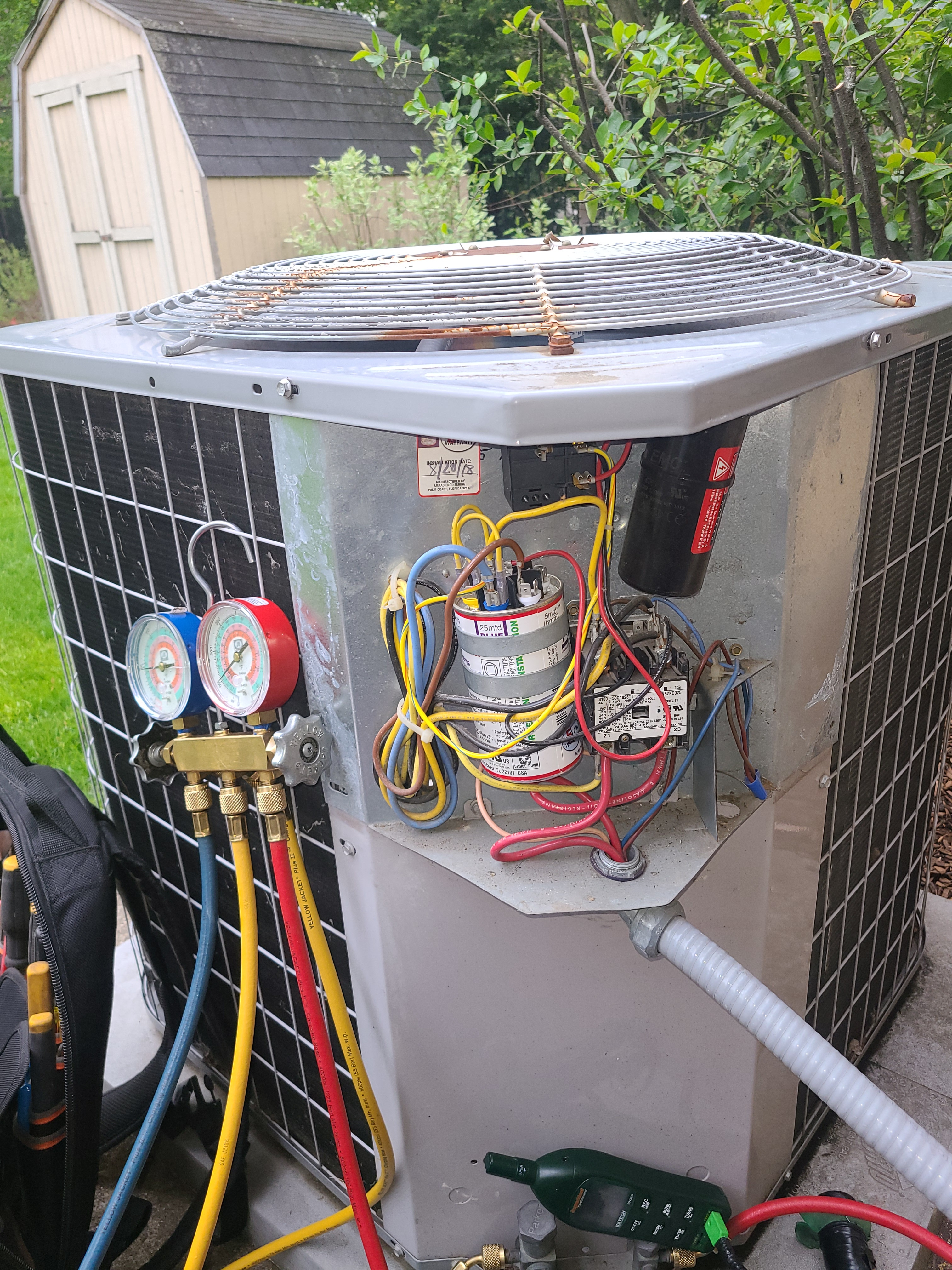 AC maintenance on multi-zone home in Lincolnwood
