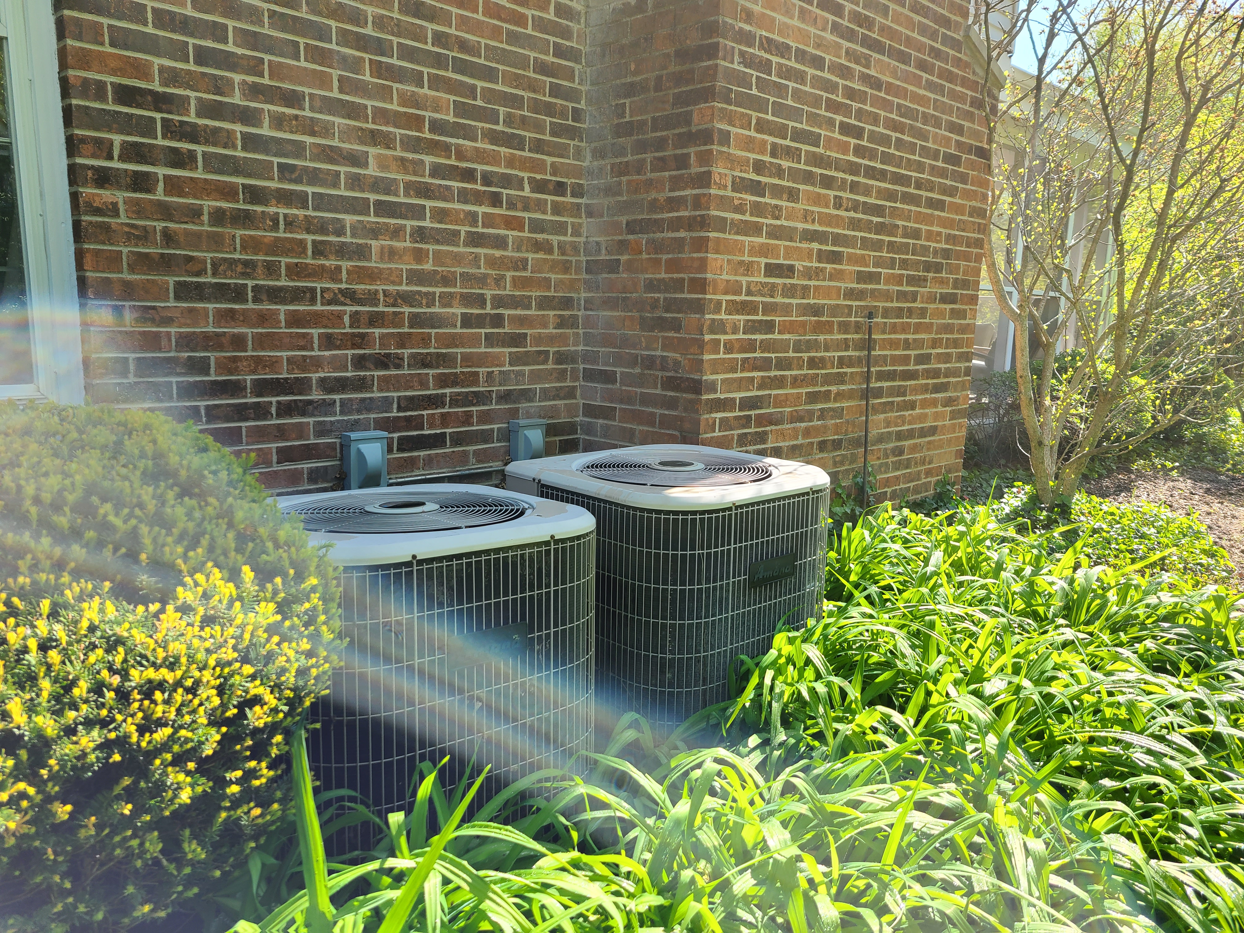 Two Amana condensers inspected during CTS