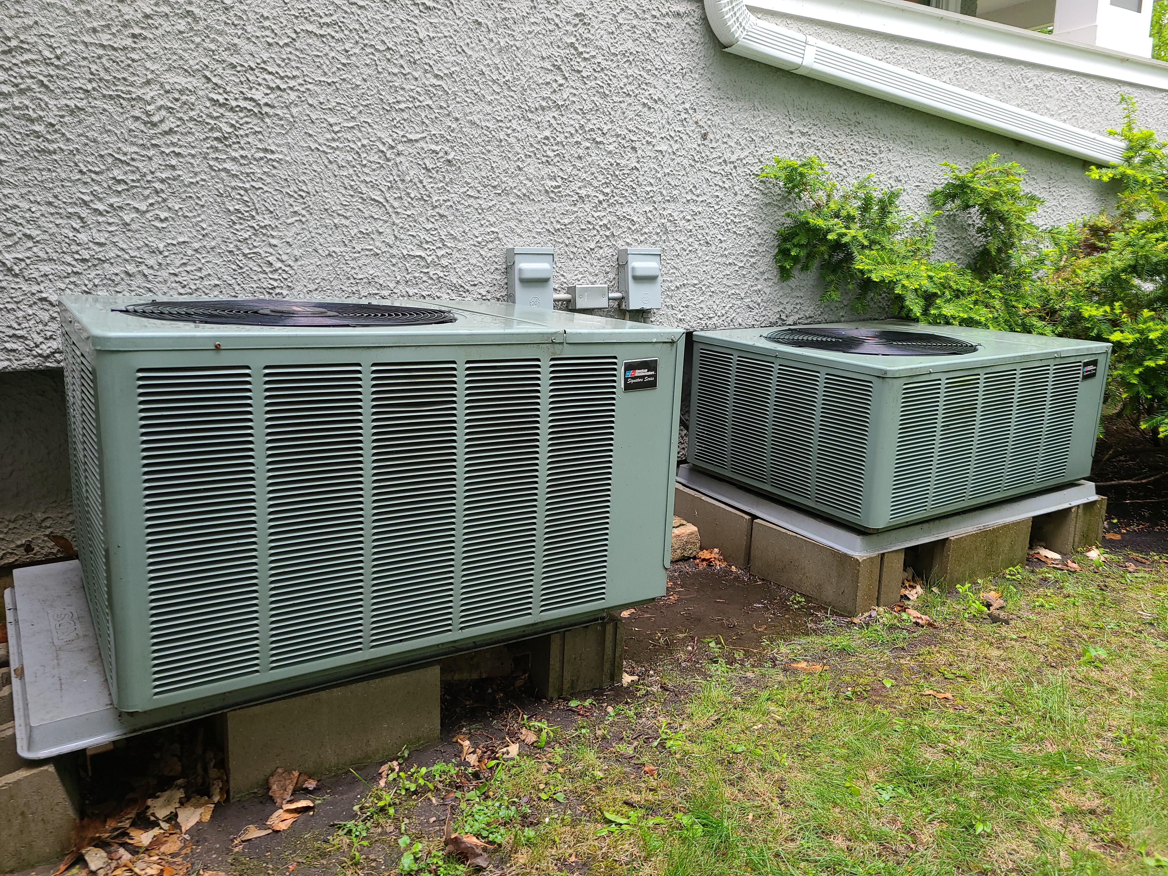 Ruud Condensers after CTS