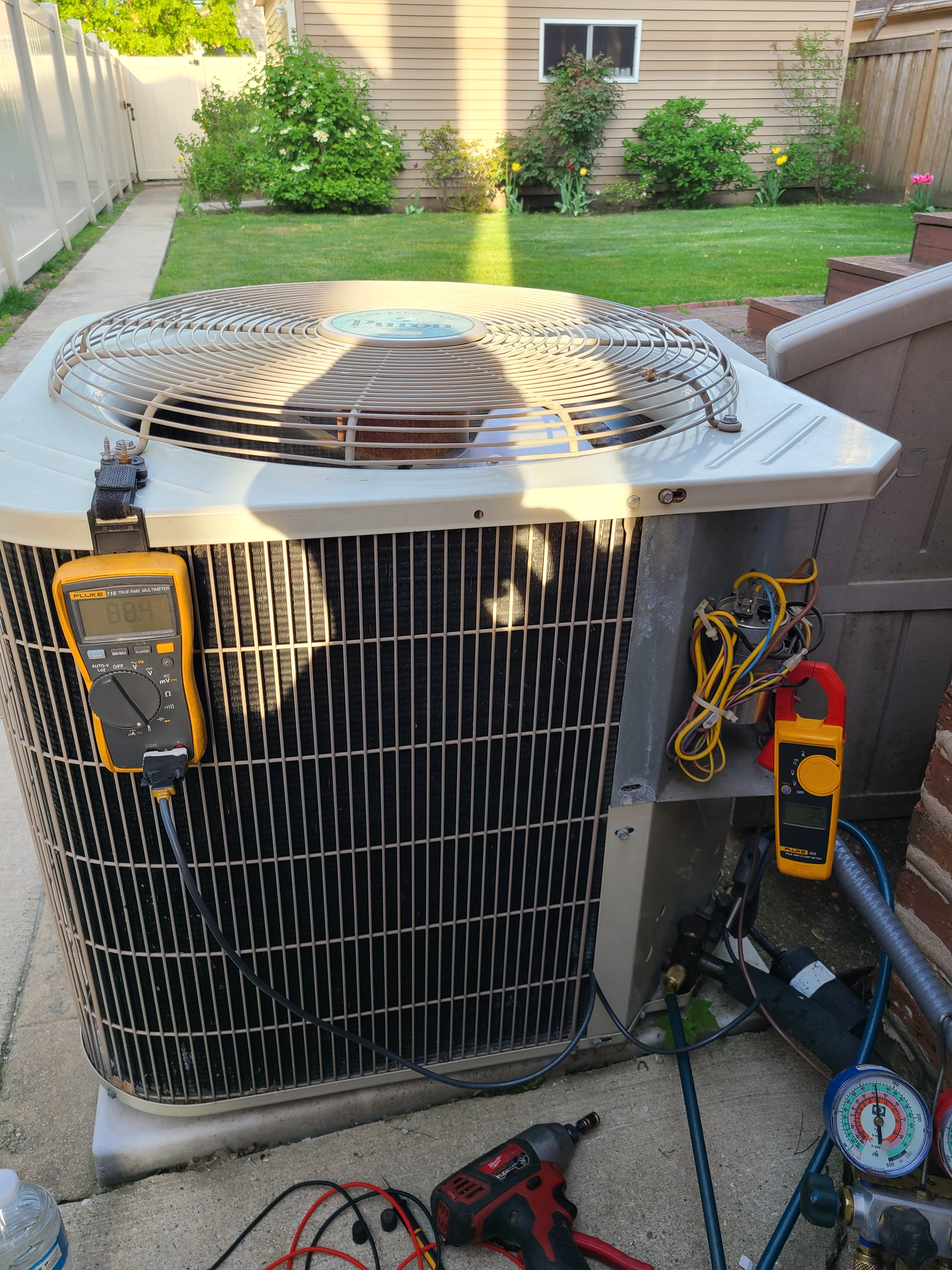 Bryant no cooling issues found and repair to restore operation.