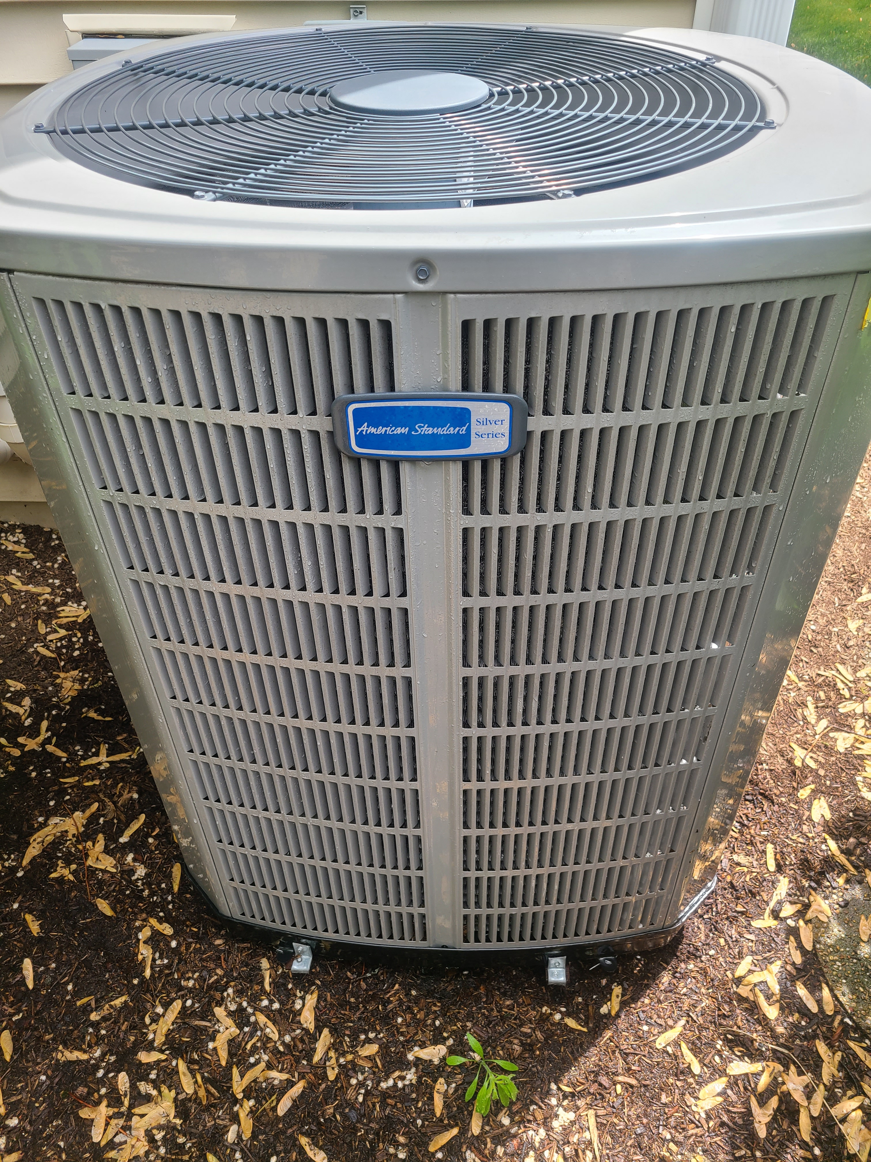 American Standard air conditioning maintenance for Comfort Club.
