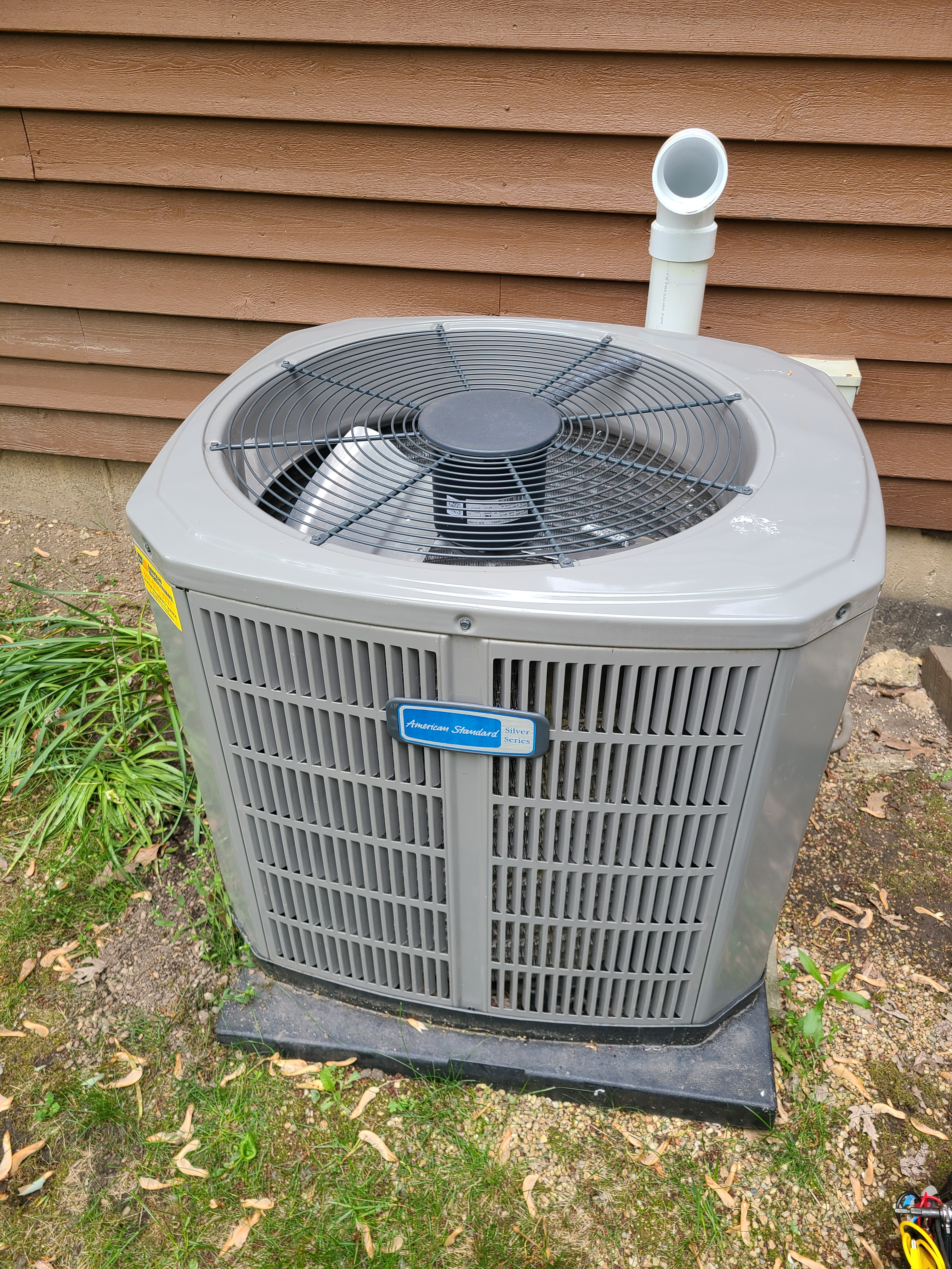 American Standard air conditioning issue diagnosed and repaired