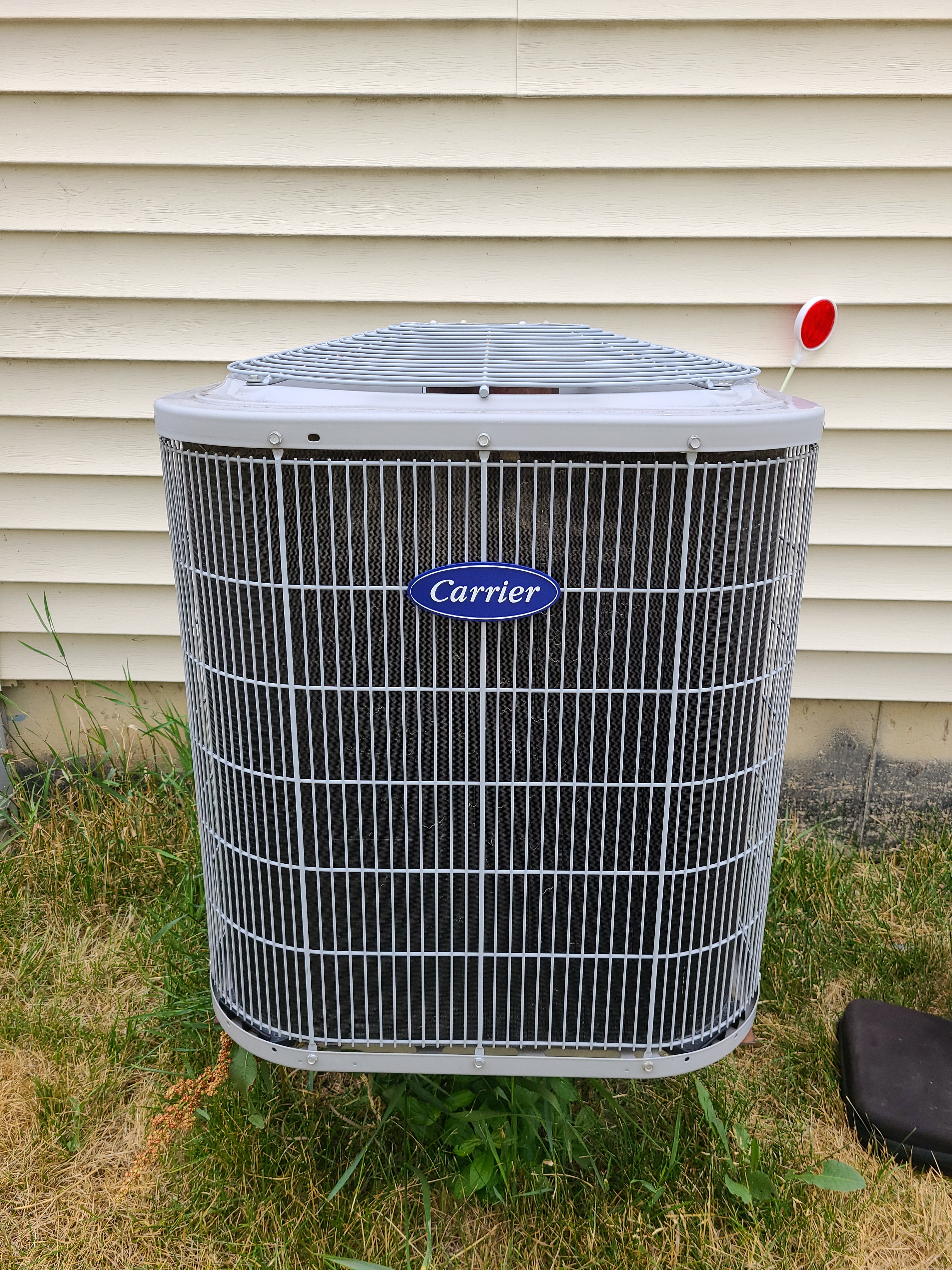Carrier air-conditioning
