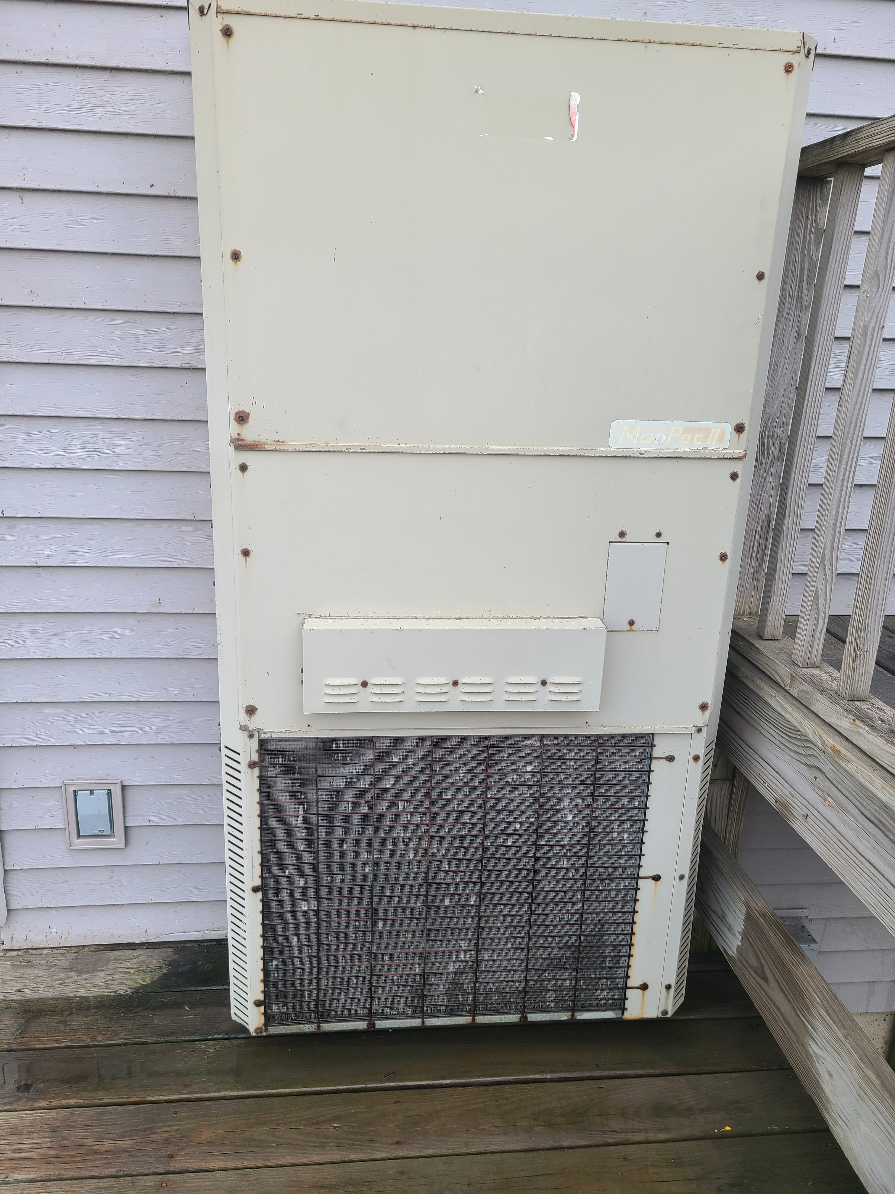 Package air-conditioning system