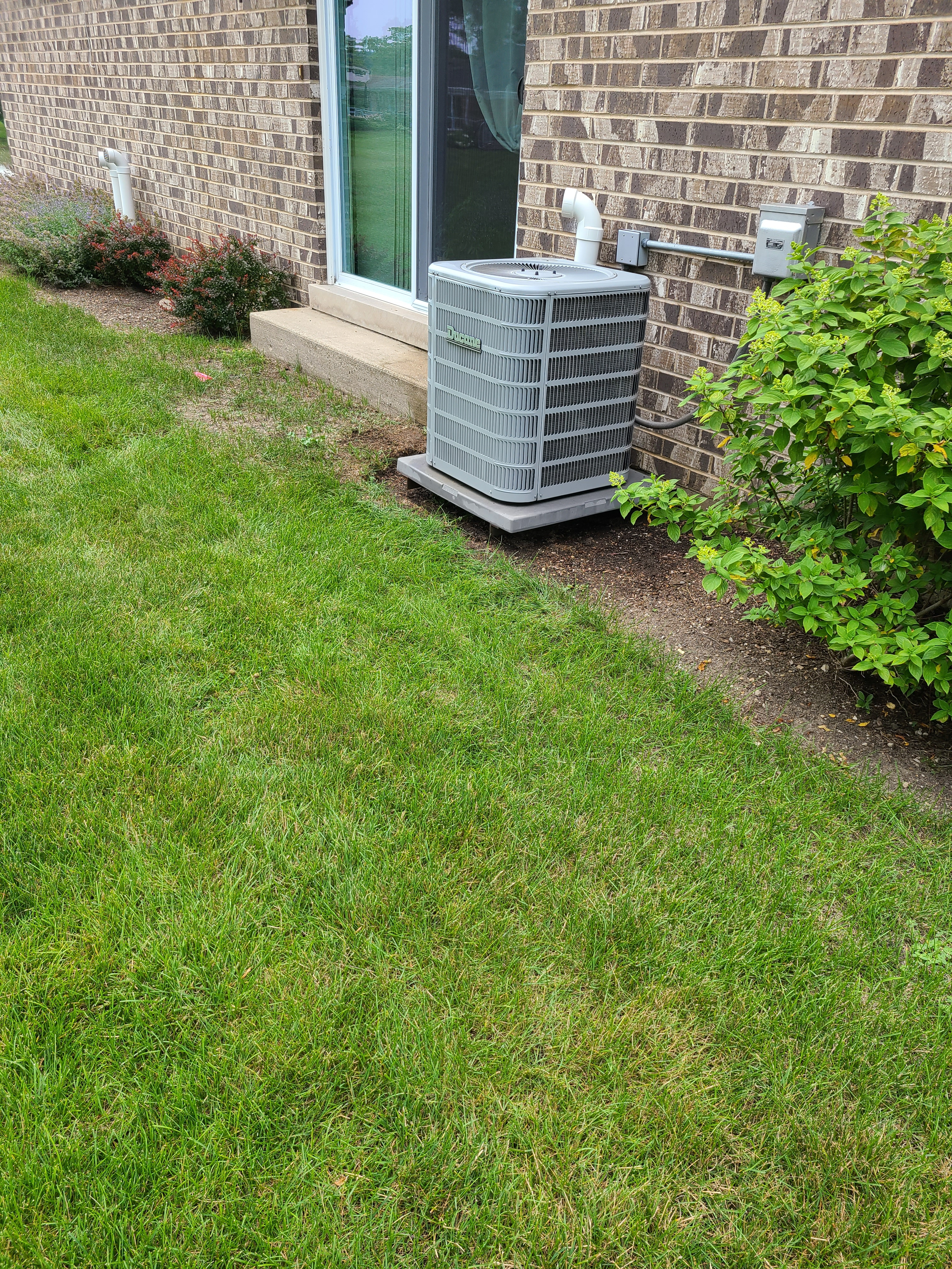 Performed routine maintenance on ac system Ducane northbrook