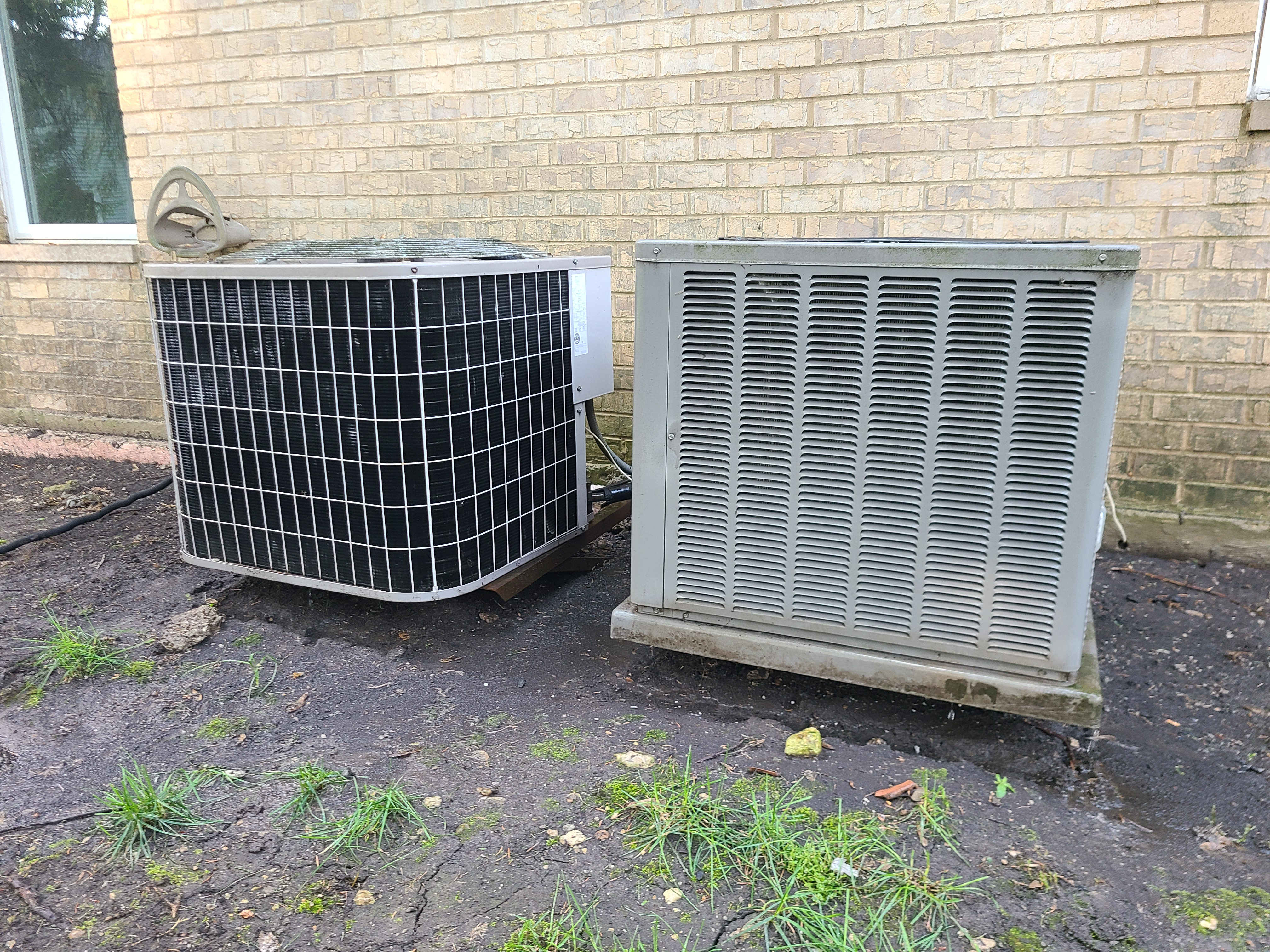 Carrier r22 & RUUD r410a systems cleaned and tested