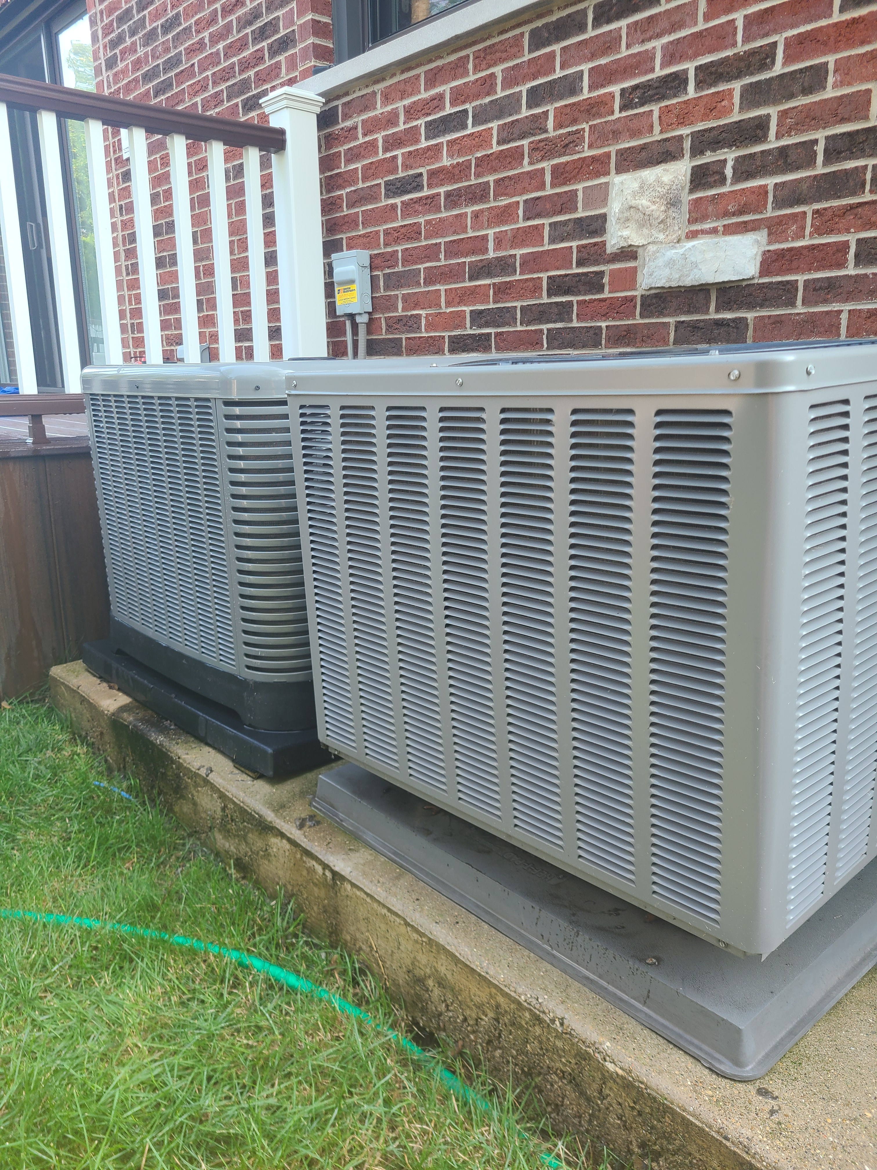 Rheem r22 Ruud r410a systems...cleaned tested repairs made