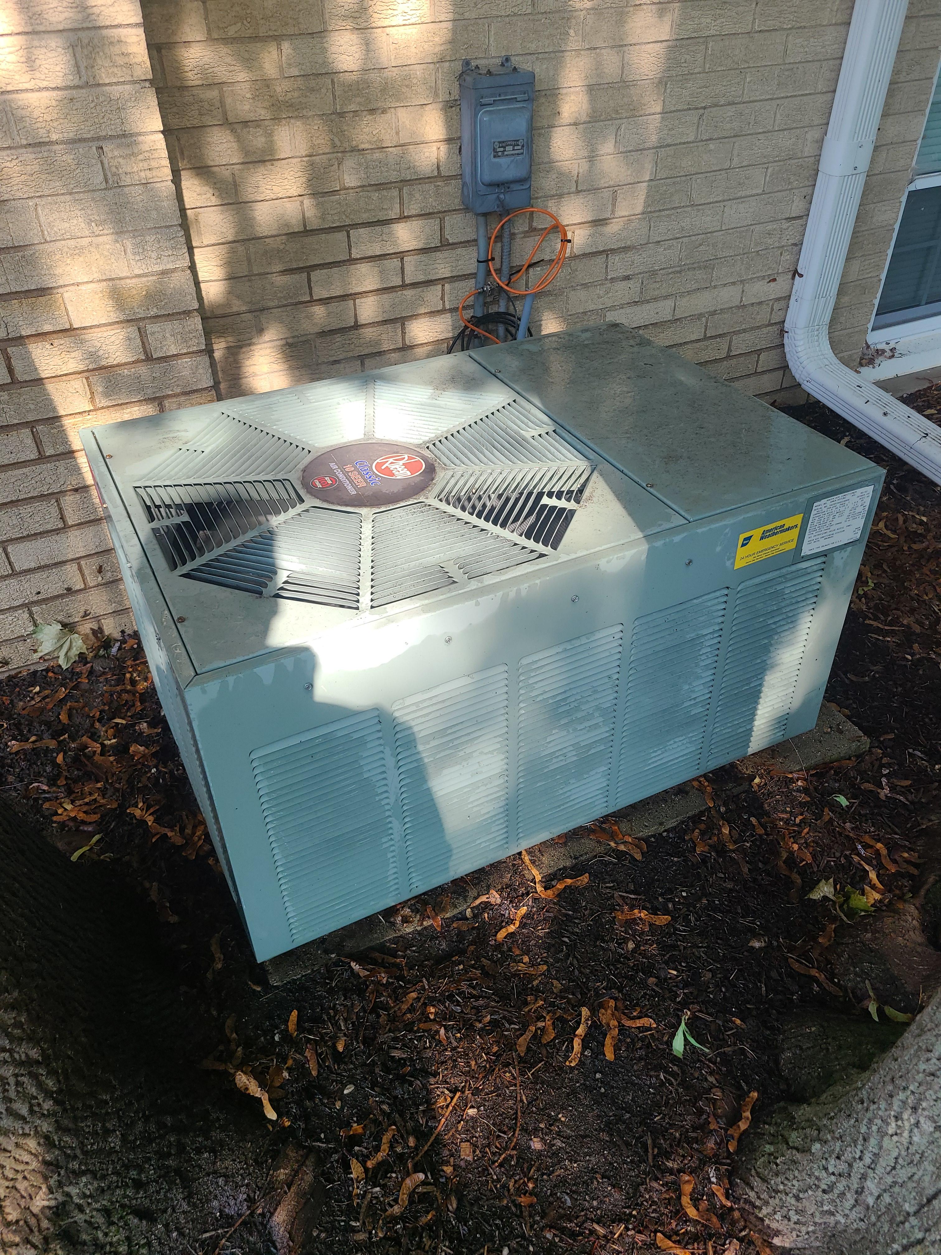 Extending life of aging AC on Glenview