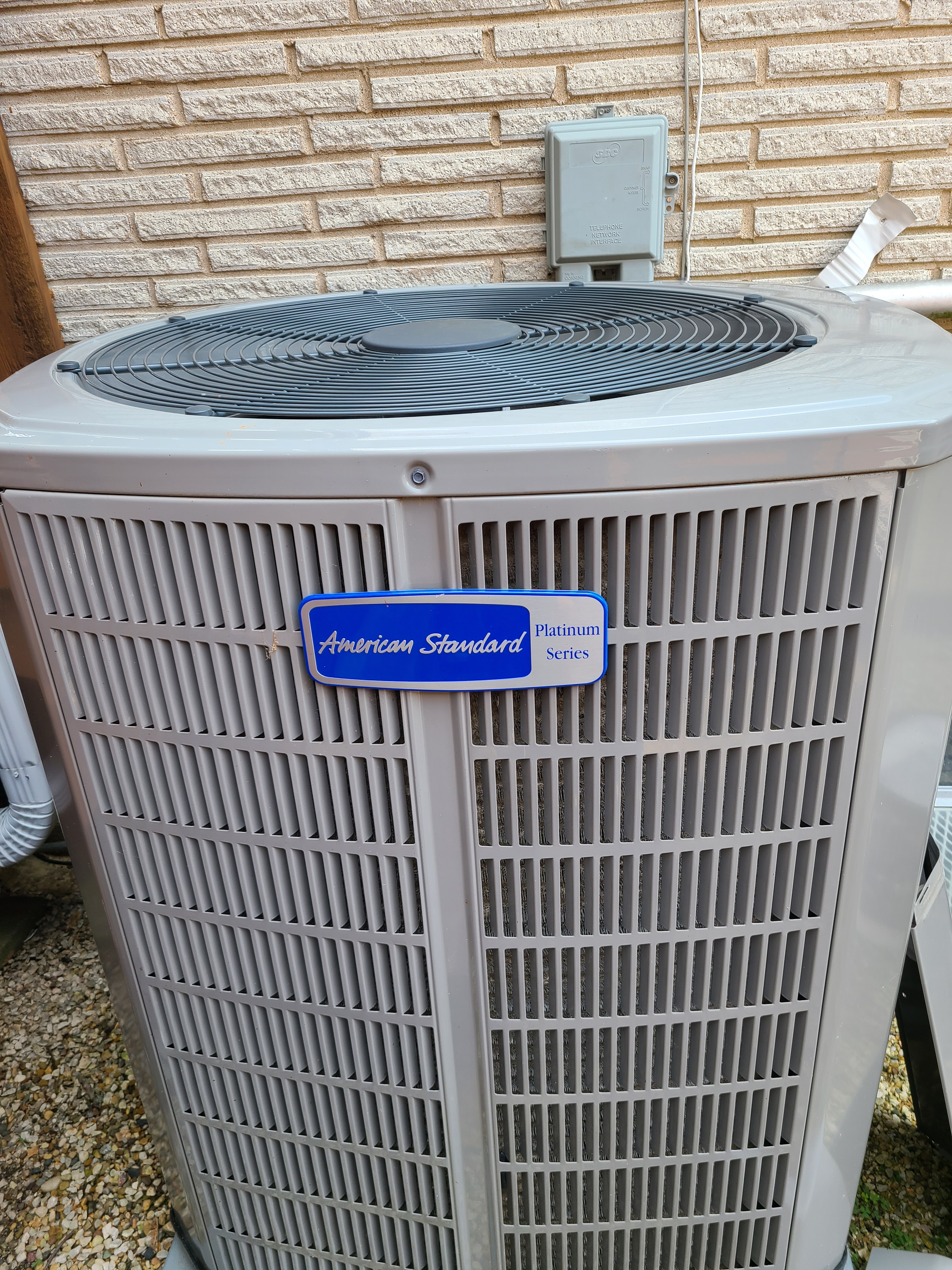 American Standard air-conditioning