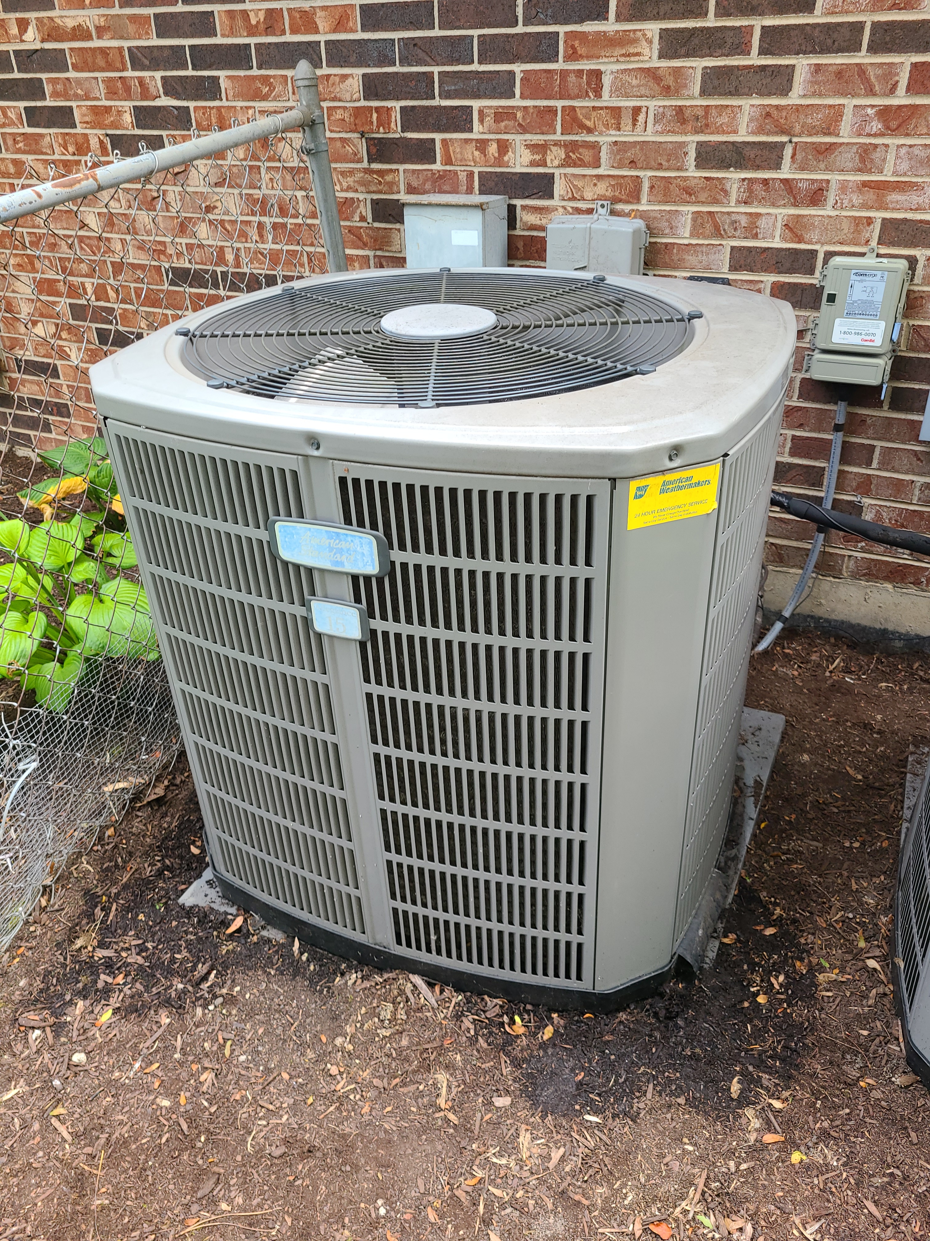 Air conditioning issue diagnosed with bad coil system to be replaced