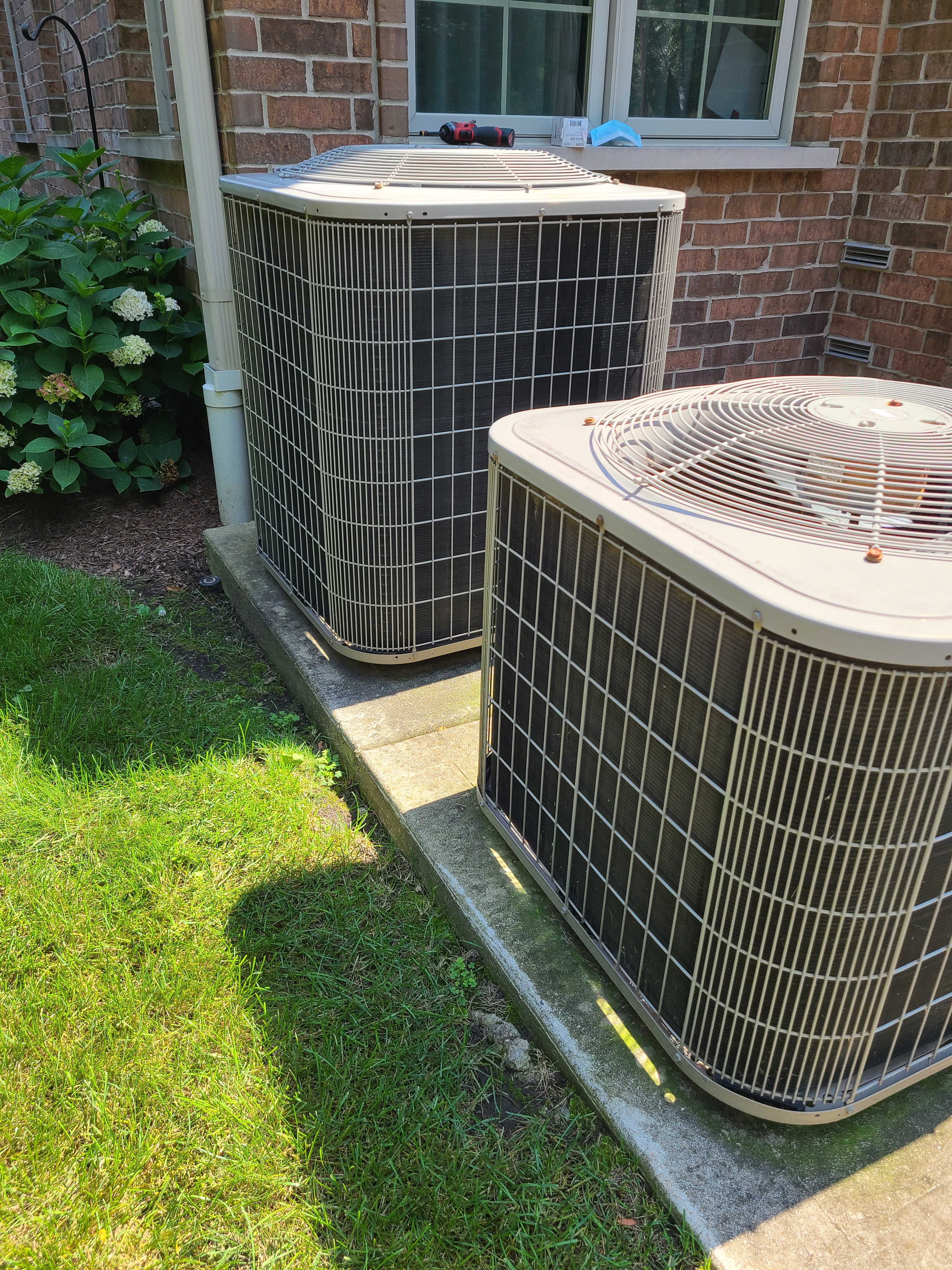 Bryant air-conditioning