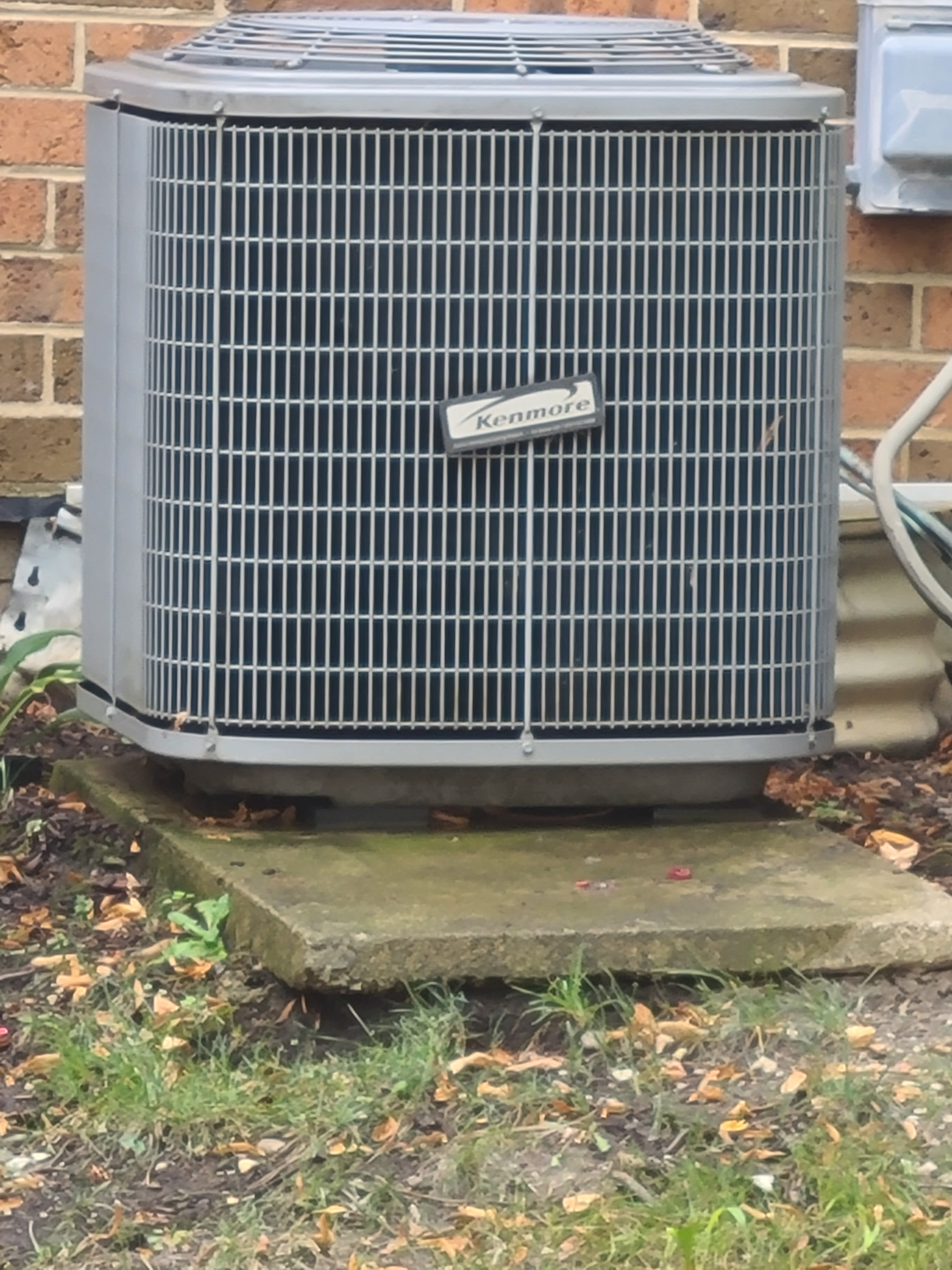 AC and heat maintenance on ICP system in Glenview